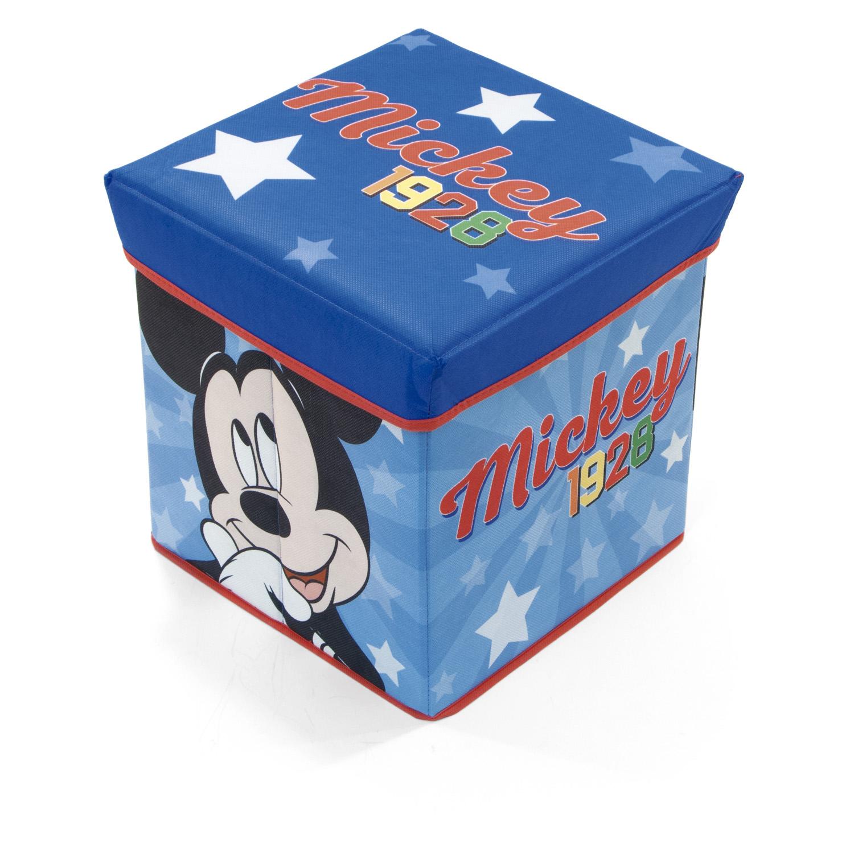 Úložný box na hračky Mickey s vekom