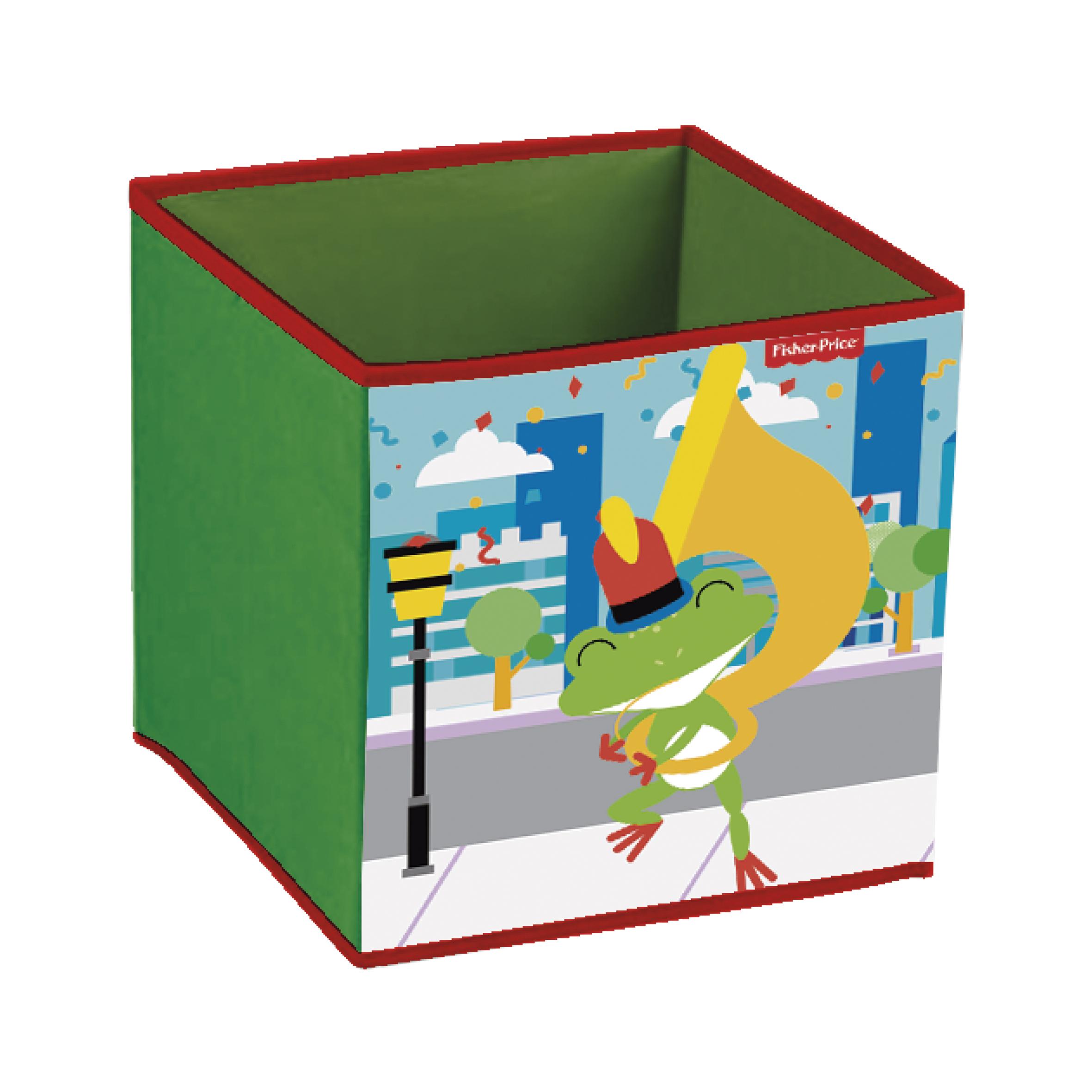 Úložný box na hračky Fisher Price - Žaba
