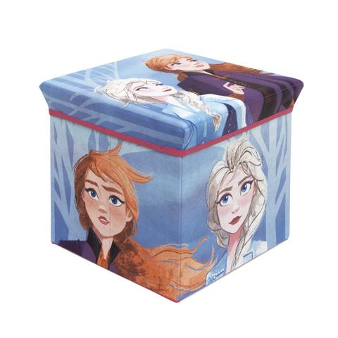 Úložný box na hračky Frozen s vekom