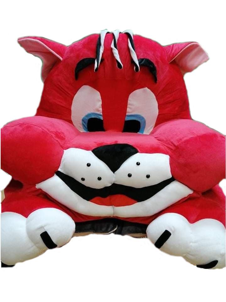 Detské kresielko červený Tom