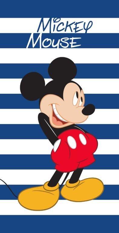 Detská osuška Mickey 140x70 cm