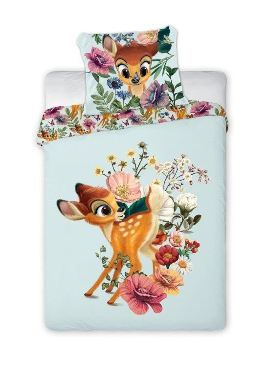 Detské obliečky Bambi 135x100 cm