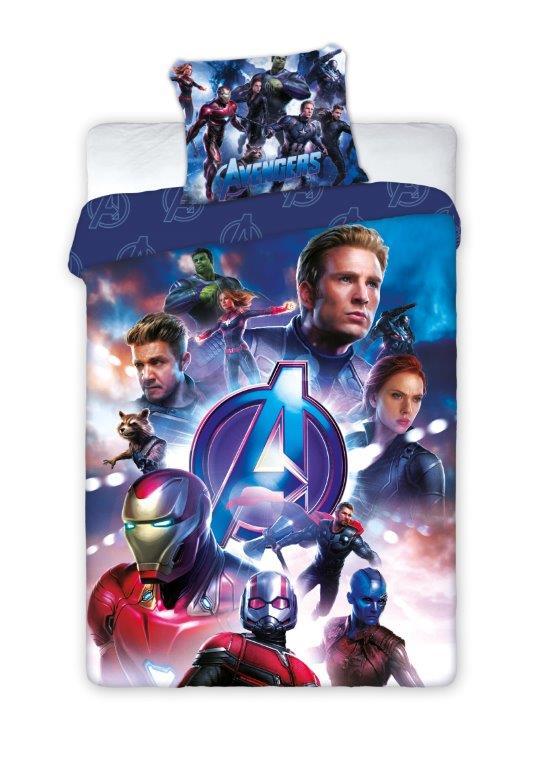 Detské obliečky Avengers 140x200 cm